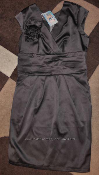 Стильное платье р. 48
