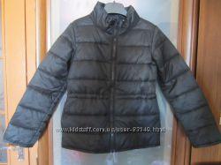 Модная демисезонная курточка для девочки, р. 128