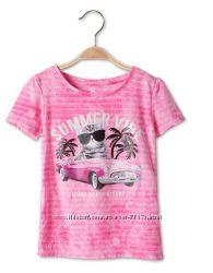Красивенные футболки для девочек с нем. каталога Cunda, р. 104-116