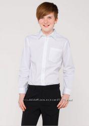 Белая рубашка с немецкого каталога Cunda р. 134-176