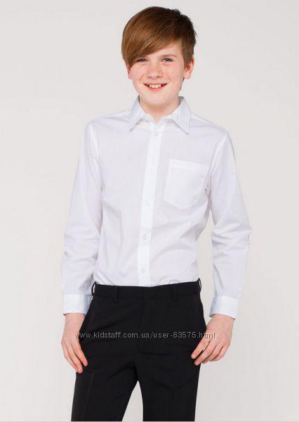 Белая рубашка С&A Cunda Германия р. 134-176