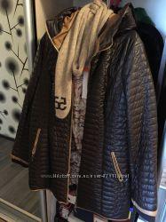 Красивая стеганная курточка на теплую весну-осень