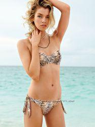 Купальник Victorias Secret  размер 34 В плавки S