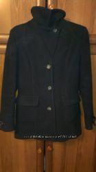 Пальто Чёрное размер 44