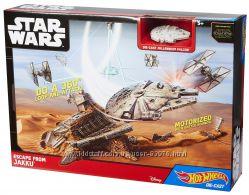 Игровой набор трек Hot Wheels Star Wars