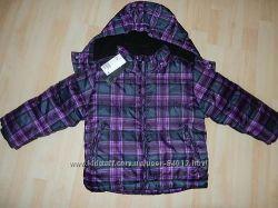 Зимняя очень теплая куртка НМ. Р. 104 , 116, 122.
