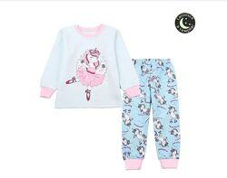 Пижама с начесом ТМ Фламинго р98-140