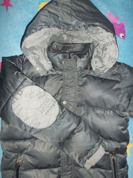 Зимняя куртка PULEDRO, р. 164, после химчистки