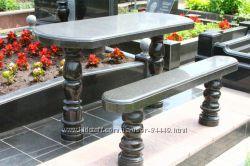 Ритуальные столы, лавки