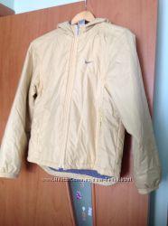 Оригинал демисезонная курточка Nike р. L