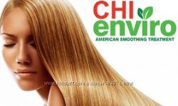 Серия для гладкости волос CHI Enviro