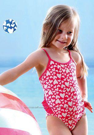 Детские купальники и плавки. Для мальчиков и девочек.