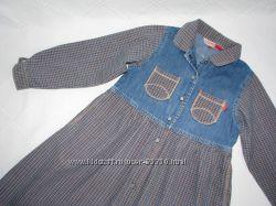 Джинсовое платье ESPRIT
