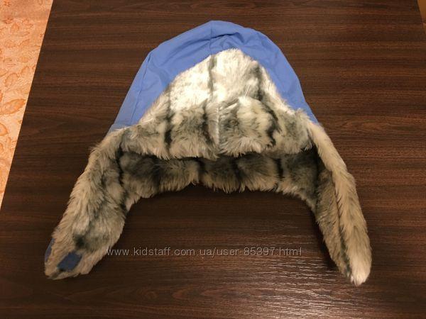 Шапка-ушанка Chicco 54 размера