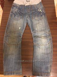 Супермодные джинсы Marks&spenser для мальчика на рост 128-134подарок
