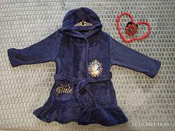 Новый халатик Disney на девочку