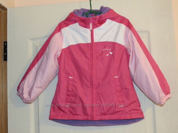 Продам куртку OSHKOSH, размер М 5-6