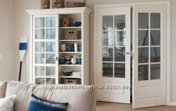 Белые двери крашенные Jeld Wen Финляндия