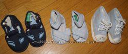 Брендовые пинеточки - сандалики ботиночки для мальчика UC of Benetton