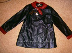 Курточка кожзам отличного качества 58 й р-р