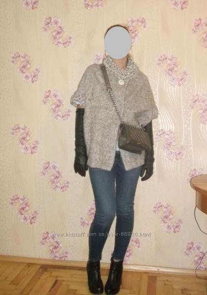 Модное пальто free size