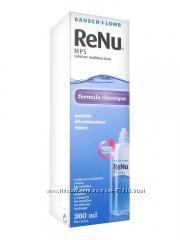 раствор для линз Реню Bausch  Lomb ReNu  Multi Plus