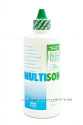 Раствор для линз Multison Мультисон 375 ml.