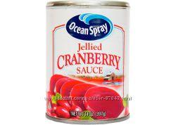 Клюквенный соус  cranberry sauce , США