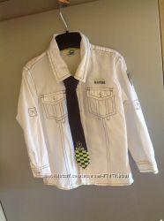 Классная рубашка Waikiki р. 86-92