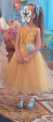 Красивое платье на выпускной или праздник