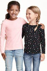 Комплект регланов для девочек H&M