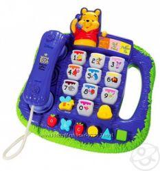 Телефон обучающий Vtech Винни Disney