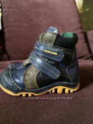 Демисезонные ботинки Котофей 21 размер