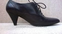 Ботинки на шнурках Ecco 41 разм.