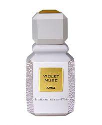 Распиваем красивейший Ajmal Violet Musc