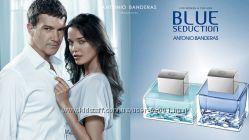 Antonio Banderas - парфюмерия для стильных и темпераментных