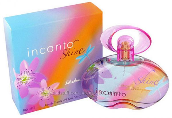 Оригинальная парфюмерия Salvatore Ferragamo