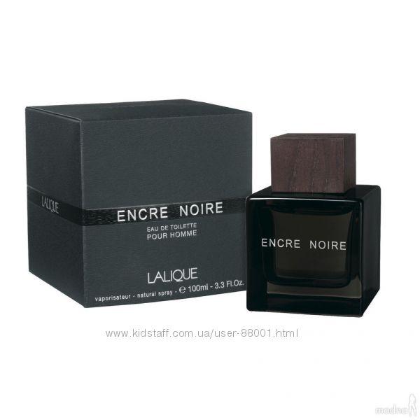 Lalique Encre Noire Pour Homme - подчеркните свой стиль